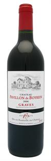 Chateau Pavillon de Boyrein Graves Rouge 2014 750ml
